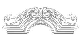 Decoration frame Stock Photography
