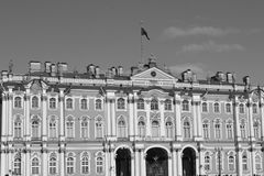 Decoration of Hermitage. Decoration item Hermitage - the most famous palaces of St. Petersburg Royalty Free Stock Photography
