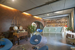 Decoration,Hotel Interior Design Interior design, Royalty Free Stock Image