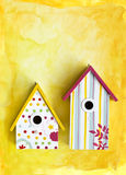 Decoration Houses Stock Photography