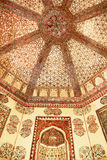 Decoration of the Jama Masjid. Fatehpur Sikri Stock Photography