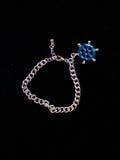 Decoration jewelry metal bracelet Stock Photo