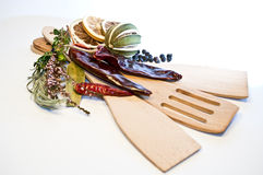 Decoration for kitchen Stock Image