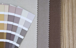 Decoration materials Stock Image