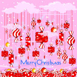 Decoration for Merry Christmas holiday celebration Stock Photography