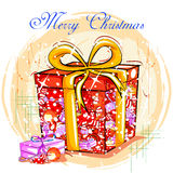 Decoration for Merry Christmas holiday celebration Royalty Free Stock Photo