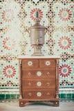 Decoration morocco style Stock Image