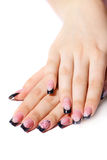 Decoration nail Stock Images