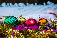 Decoration for Newyear Stock Images