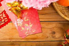 Decoration object oriental chinese style Royalty Free Stock Photography