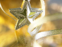 Decoration ornament star Royalty Free Stock Photos