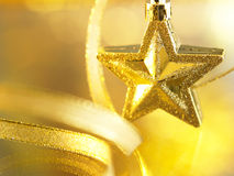 Decoration ornament star Stock Photos