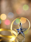 Decoration ornament star Royalty Free Stock Photo