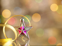 Decoration ornament star Stock Photo