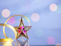 Decoration ornament star Stock Photography