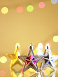 Decoration ornament star Royalty Free Stock Image
