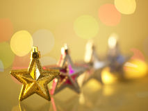 Decoration ornament star Royalty Free Stock Photography