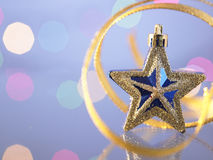 Decoration ornament star Stock Image