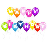 Decoration Ready For Birthday. Vector Stock Photo
