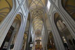 Decoration of Saint Elisabeth Cathedral Stock Photography