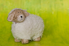 Decoration sheep Royalty Free Stock Photo