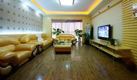 The decoration of small units Stock Image