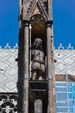 Decoration of St. Vitus Cathedral Royalty Free Stock Images