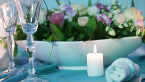 Decoration Table Stock Photography