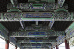 Decoration of The Temple of Heaven Tiantan Daoist temple eligious buildings Beijing China Stock Images