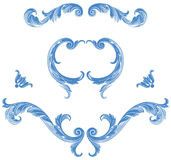 Decoration vector Royalty Free Stock Photography
