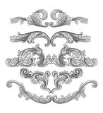 Decoration vector Stock Photos