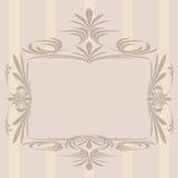 Decoration vintage element. Stock Photos
