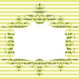 Decoration vintage element. Royalty Free Stock Photos