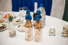Decoration for a wedding Royalty Free Stock Images