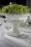 Decoration of wedding table Stock Images