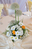 Decoration of wedding table, catering. Stock Photos
