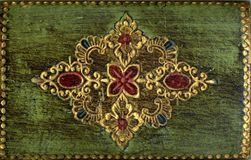 Decoration wood Royalty Free Stock Images