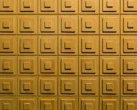 Decoration wooden blocks - Wood paneling pattern - seamless back Royalty Free Stock Photography