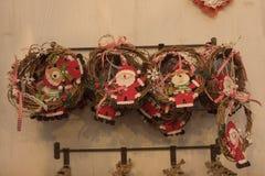 Decoratione 2016 de la Navidad Foto de archivo libre de regalías