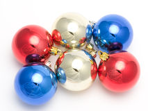 Decorations ball Stock Photos