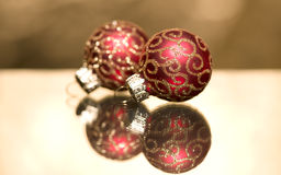 Decorations ball Stock Images