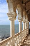 Decorations of Belem Tower Stock Photography