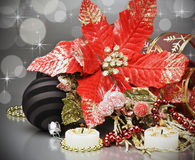 Decorations for Christmas Royalty Free Stock Image