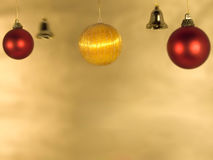 Decorations for christmas Royalty Free Stock Photography