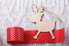 Decorations for Christmas and New Year Stock Image