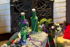 Decorations for Christmas and New Year Royalty Free Stock Photos