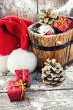 Decorations for Christmas Stock Image