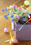 Decorations for Easter Stock Image