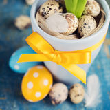 Decorations for Easter. Royalty Free Stock Images