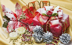 Decorations for the holiday Stock Image